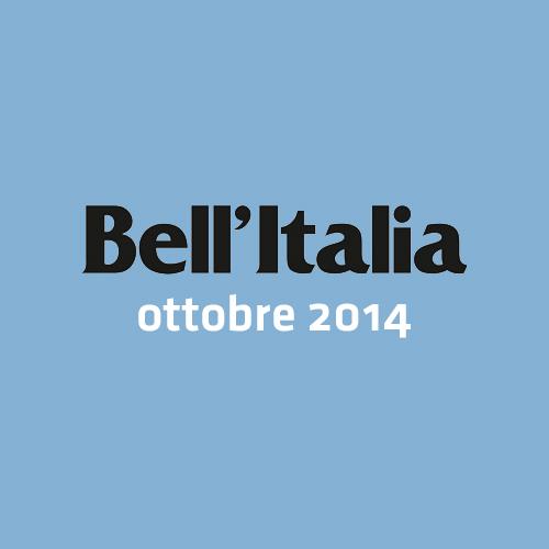 Il mensile Bell'Italia si occupa della Locanda Belvedere