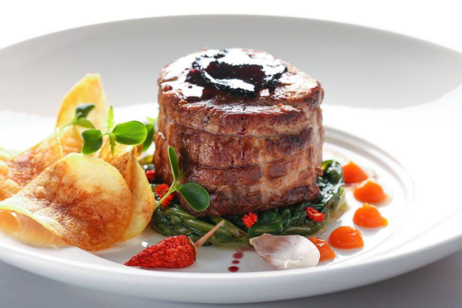 Il filetto Molise del nostro chef Stefano Rufo nelle Le Guide di Repubblica